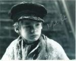 Mark Lester (Oliver) - Genuine Signed Autograph 6910